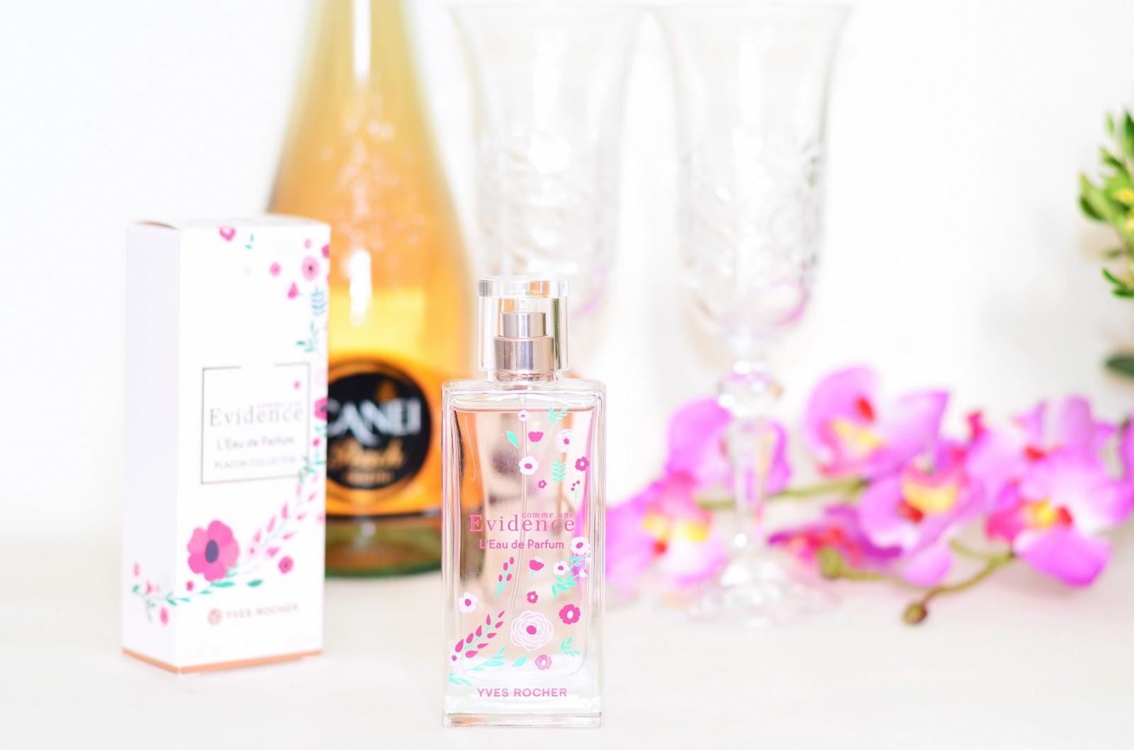 Rysichka Yves Rocher Comme Une Evidence Leau De Parfum парфюмерная