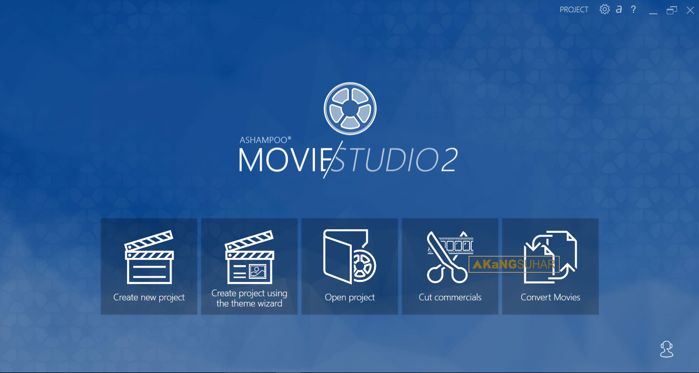 Download Ashampoo Movie Studio 2.0.15.11 Full Version Terbaru