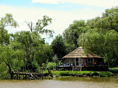 Argentina; Tigre; Delta del rio Paraná; Paraná; parque natural; natural park; parc naturel; palafito