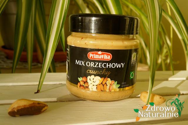 Primavika - Mix orzechowy crunchy