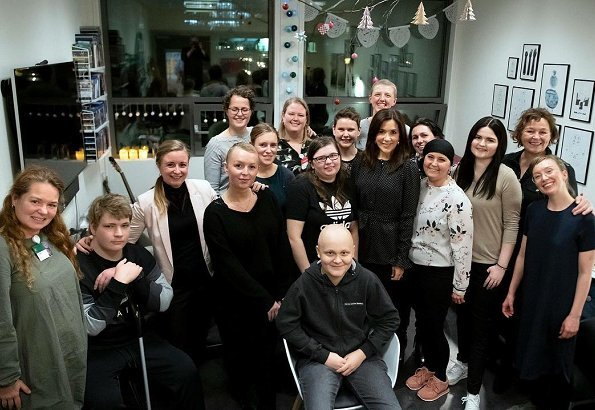 Kræftværket is a meeting place for young people with cancer in the age between 15-29 being treated at the Rigshospitalet hospital