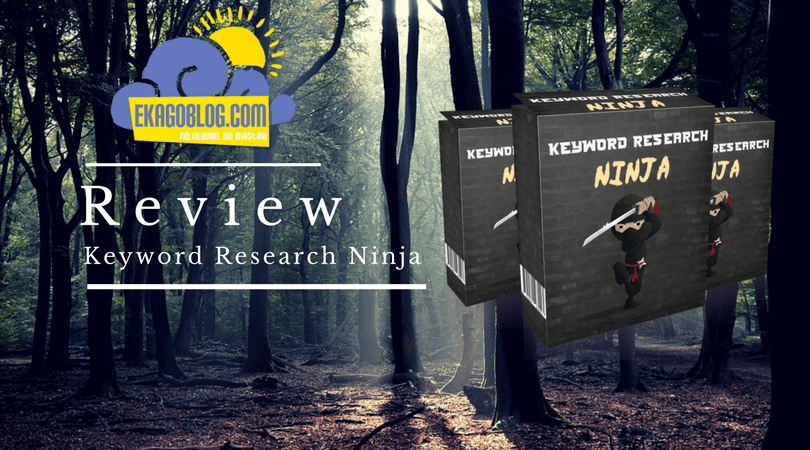 Review Keyword Reseach Ninja