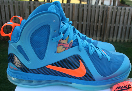 new concept 1fcde 0dcb4 Nike LeBron 9 PS Elite