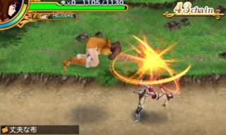 Seven Deadly Sins Unjust Sin 3DS ROM Cia - isoroms com