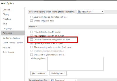 Microsoft Word 2016 enable html editing.