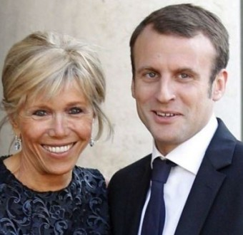 Emmanuel Macron under fire over wife's 'First Lady' role