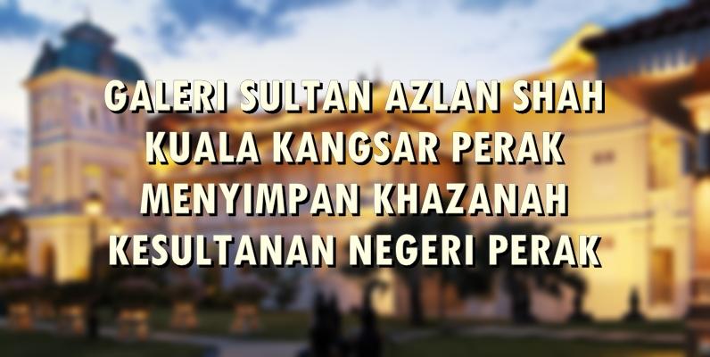 Azlan Shah of Perak