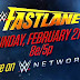 WWE Fastlane 2016 - Network Start Time and Match Details