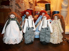 and more dolls...