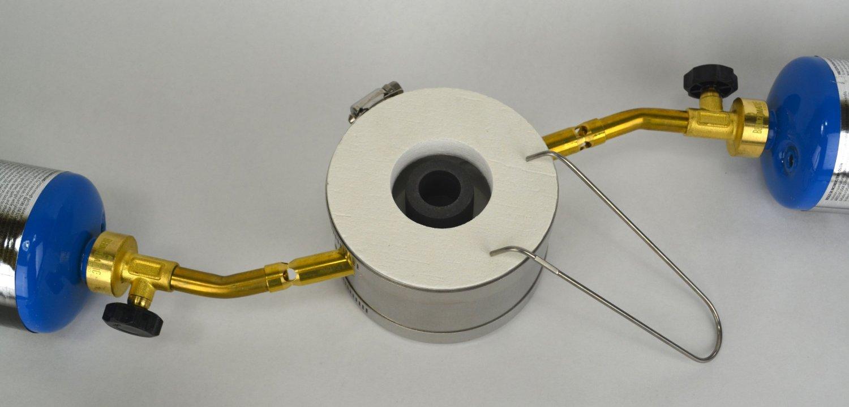 Furnace Set Melting Oven Kit Set for Melting Gold Silver