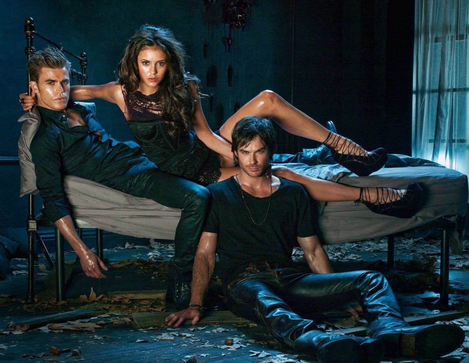 Gossip Freak: Kevin Williamson Dishes On 'Vampire Diaries