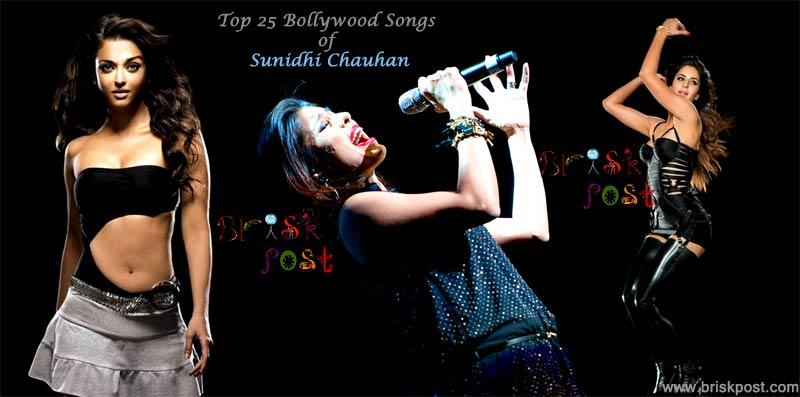 Aishwarya Rai and Katrina Kaif in still of Dhoom song by Bollywood Singer Sunidhi Chauhan