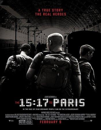 The 15:17 to Paris subtitles | 85 subtitles