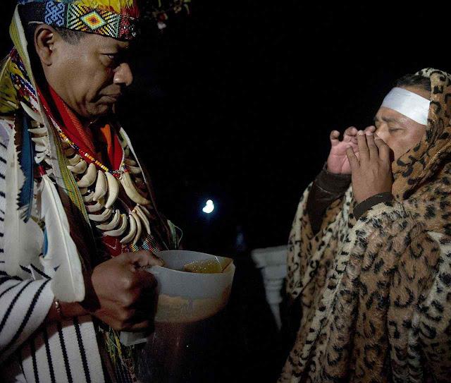 A nova liturgia amazônica 'inculturada' adotará costumes tirados da bruxaria local
