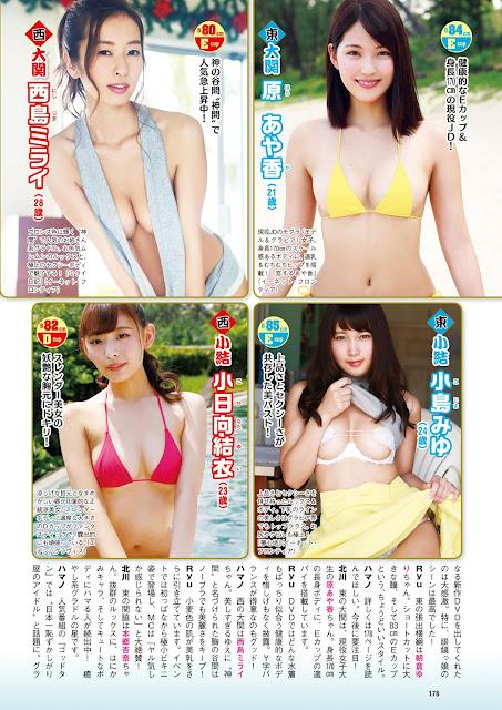 Gradol Bust Weekly Playboy No 43 2017 Pics