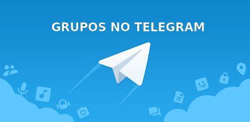 Acesse grupos de tecnologia No Telegram!