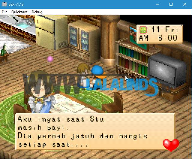cara download harvest moon back to nature bahasa indonesia di android
