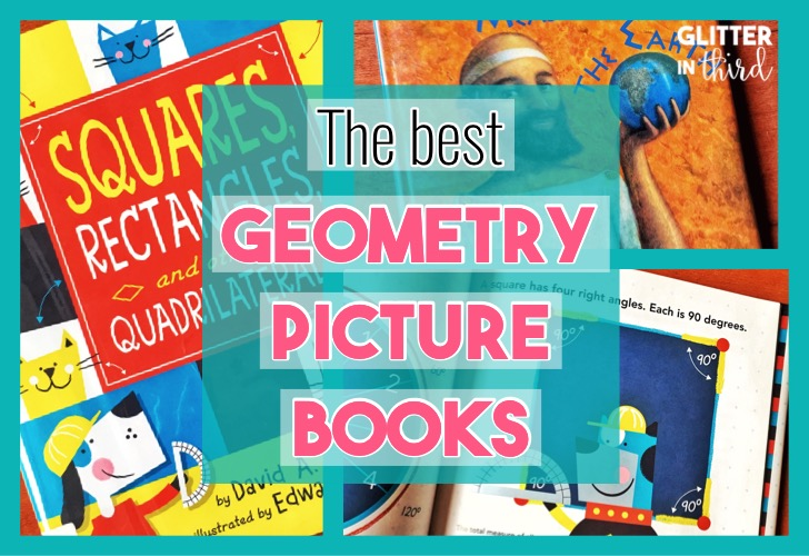 geometry math picture books