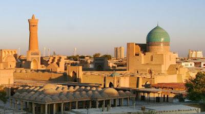 Kota Bukhara