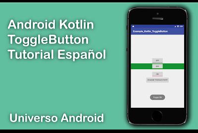 Android Studio - ToggleButton Kotlin