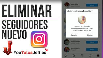 Como Eliminar Seguidores de Instagram - Trucos Instagram