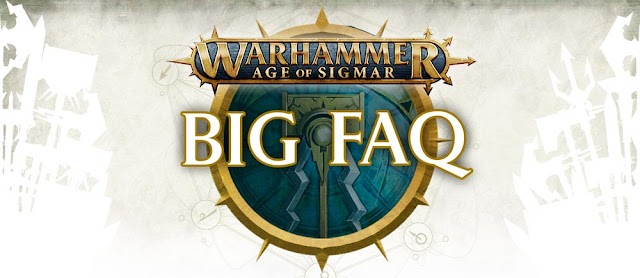 The Big FAQ is Live