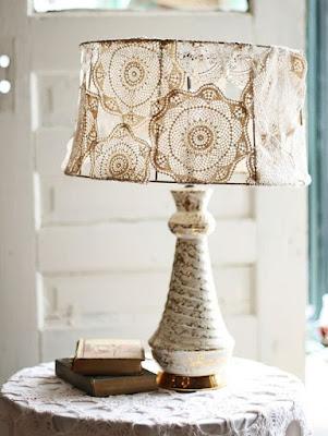 centrino per lampada