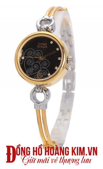 đồng hồ nữ dây thép tphcm