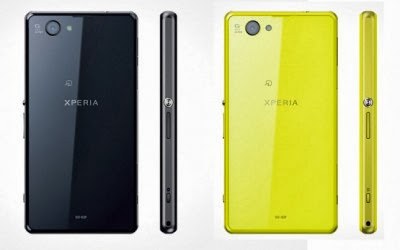 Sony Announces Xperia Z1 f (aka Z1 Mini) for NTT DoCoMo Japan