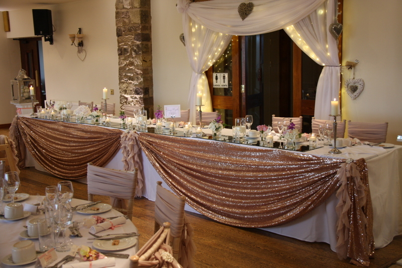 Jessica kev 39 s wedding at st oswald 39 s church preesall for Table 8 beeston