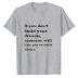 Build you dreams T-shirt
