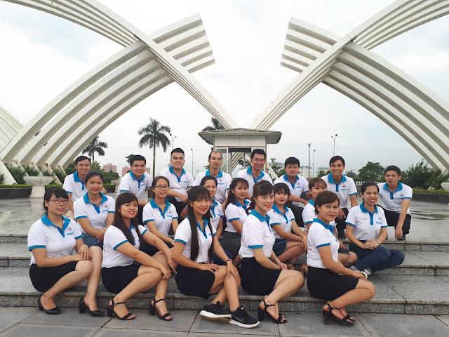Dương Văn Bốn [Thầy Dương vui tính] với công ty Việt Tâm Đức Hà Nội