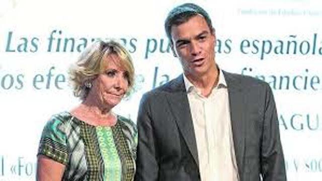 Mas de tres Legislaturas de corrupción en la comunidad del Madrid y en España, del bipaertidismo  PSOE-PP