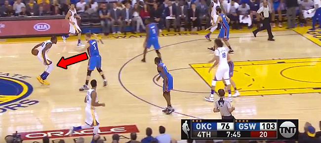 HIGHLIGHTS: Golden State Warriors vs. Oklahoma City Thunder (VIDEO)