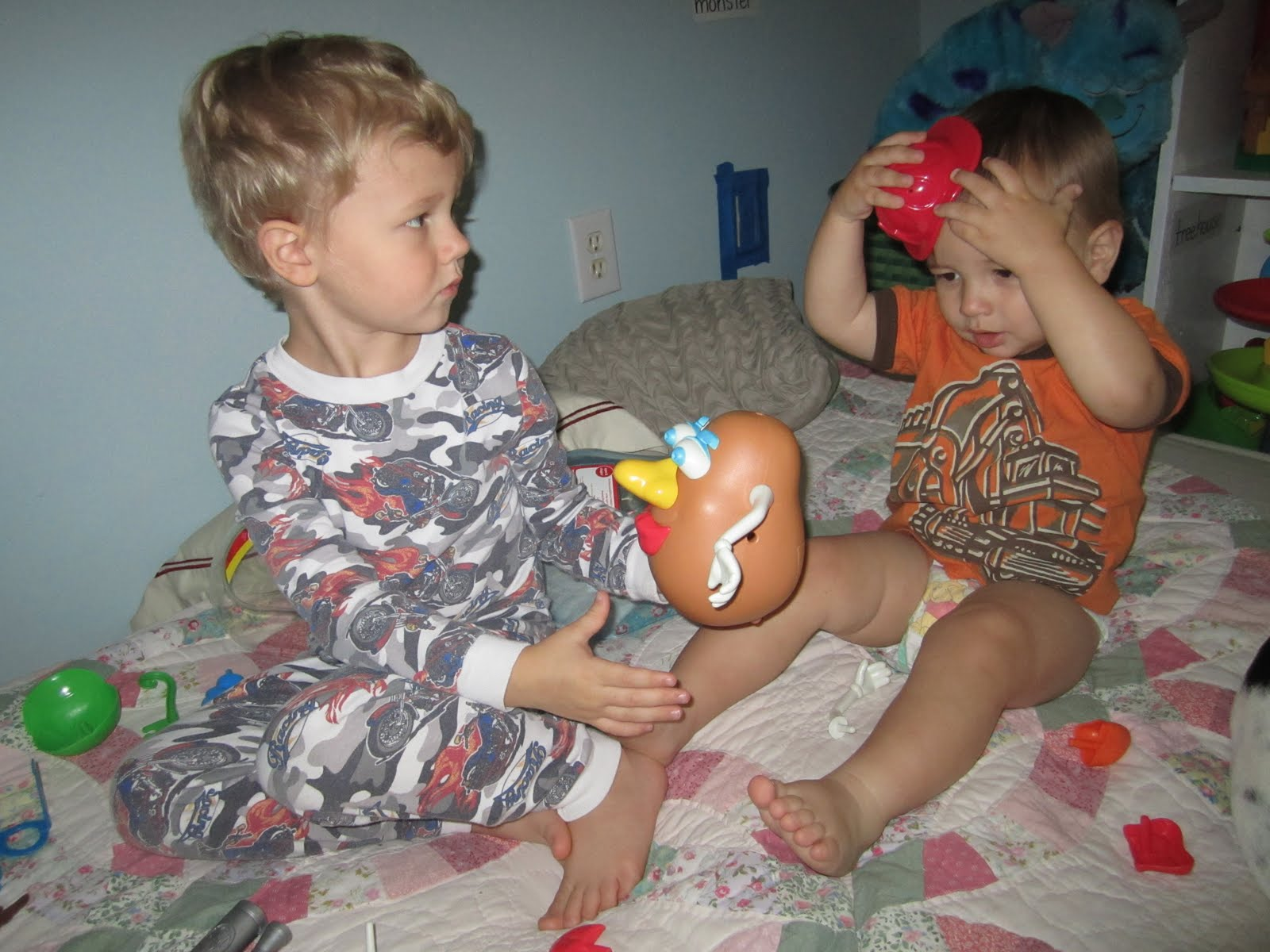 10 Fun Things To Do With Mr Potato Head The Mommy Teacher