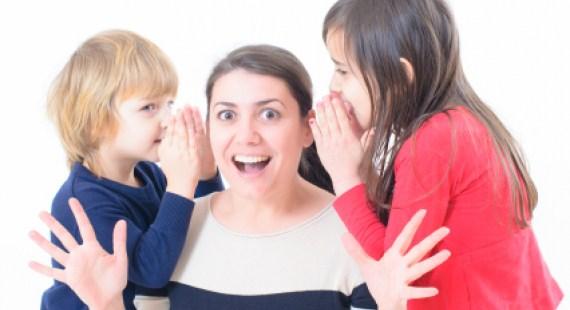 مواجهة الأسئلة المحرجة للطفل