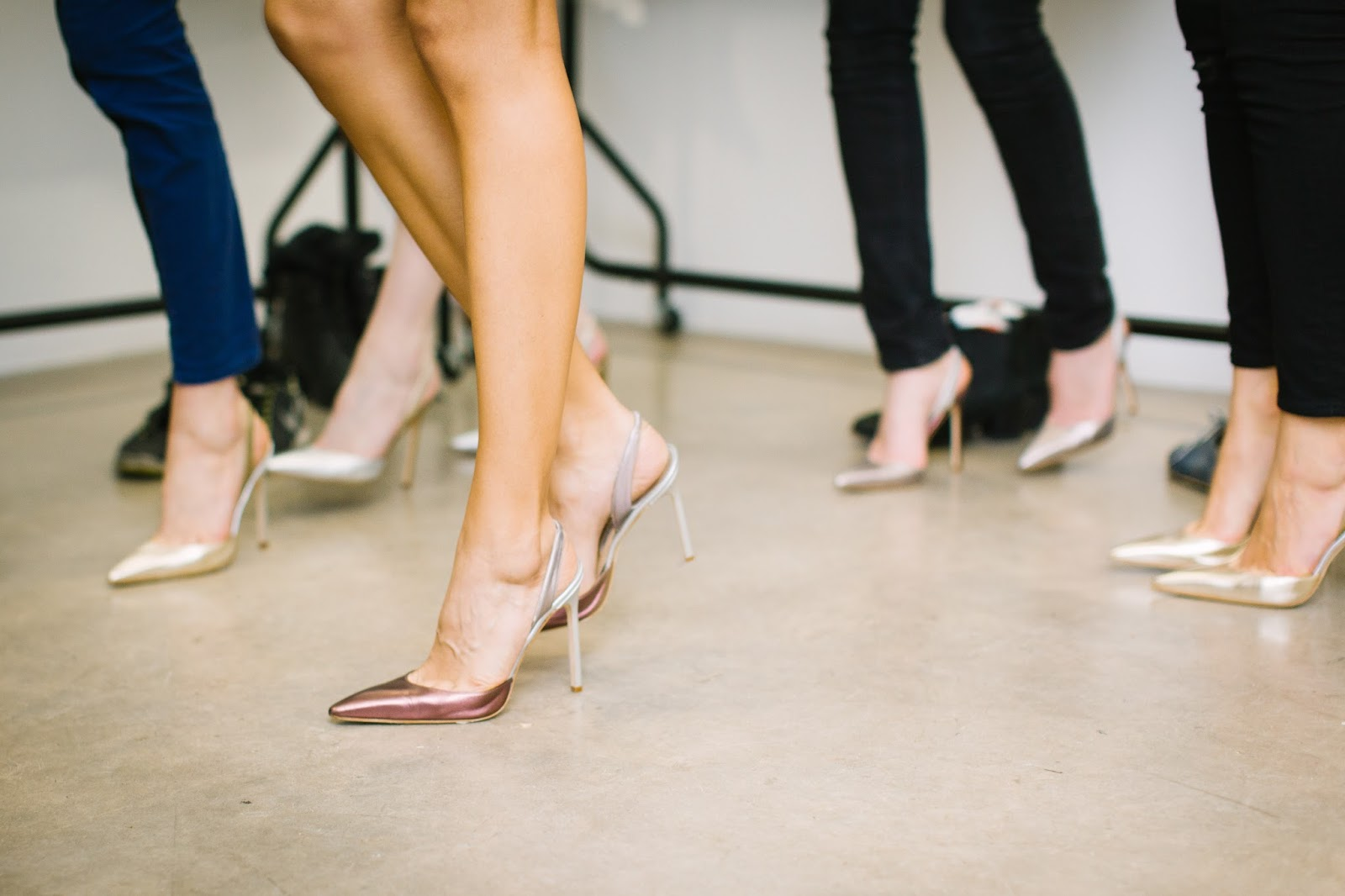 buty szpilki studniówka blog