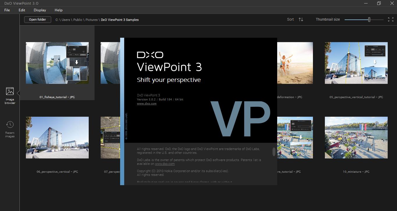 DxO ViewPoint 3.1.16 Build 289