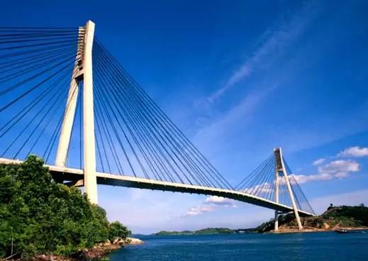 Tempat Wajib Kunjungi Batam Jembatan Barelang