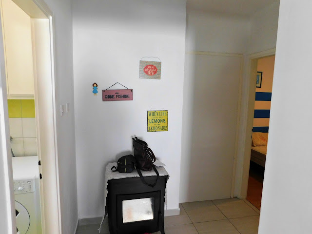 apartments bernarda, apartmani bernarda, jezera, murter, croatia, hrvatska, ljeto, summer, vacation, holiday, corridor, hall, hodnik