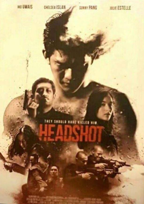 Download Film Iko Uwais Headshot (2016) Bluray Full Movie