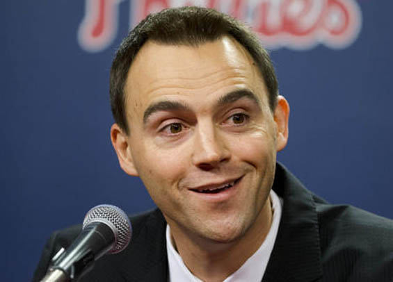 Phillies GM Matt Klentak says Phillies are not interested in big contracts