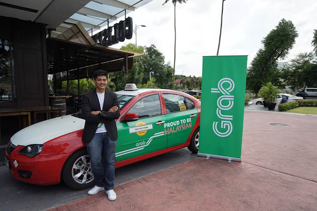 Free RIDE on Malaysia Day with Grab