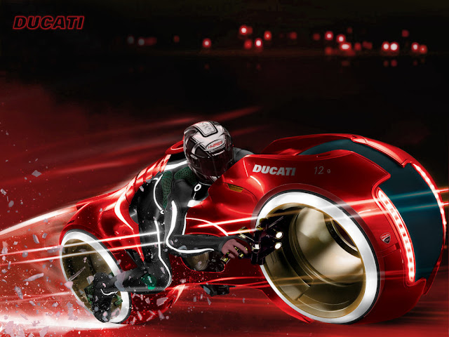 Ducati Lightcycle