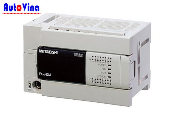 Đại lý phân phối PLC Mitsubishi FX3U-32MR/ES-A