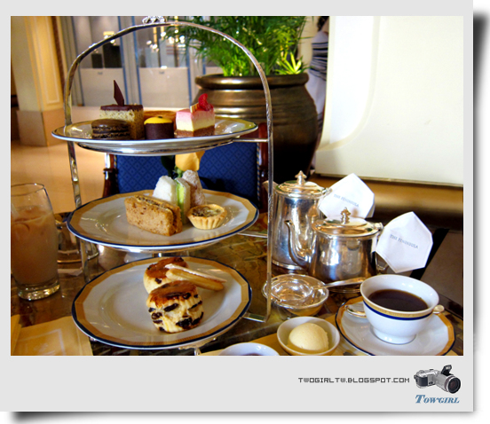 半島酒店‧頂級奢華下午茶 - 高雄美食   姐妹淘甜美食光