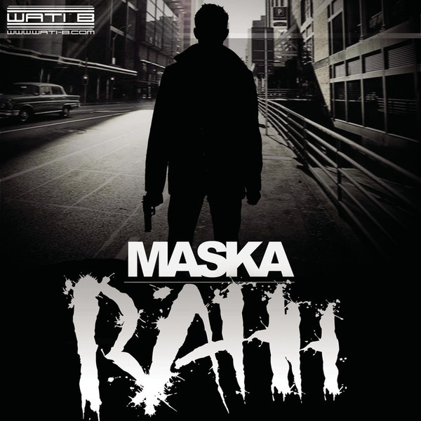 Maska - Rahh - Single Cover