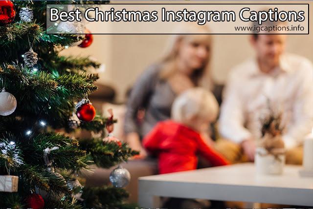 100+ Best Christmas Captions for Instagram