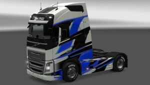 Volvo 2012 Fury Skin Mod