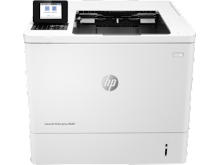 Drivers da Impressora HP LaserJet Enterprise M607n Download